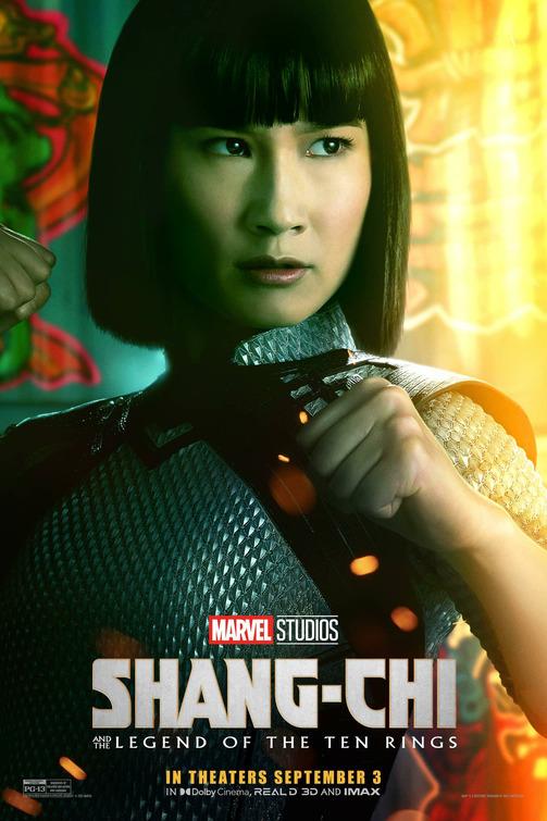 Shang-Chi Xialing movie poster