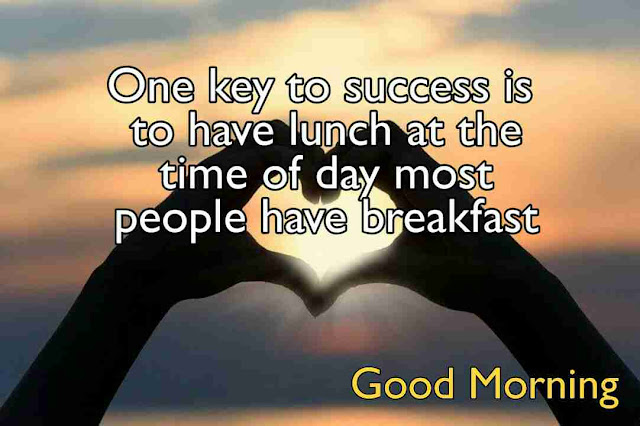 Good morning quotes msg