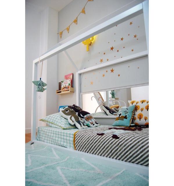 Pequefelicidad camas montessori - Cama casita infantil ...