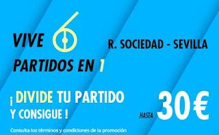 suertia promo Real Sociedad vs Sevilla 18-4-2021