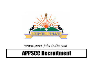 APPSCC Notification 2020
