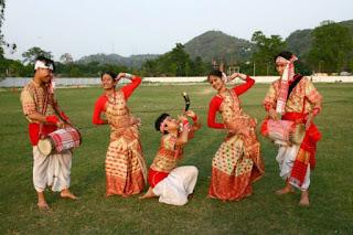 Bihu Dance :Assam | Assamese Bihu | Bihu Festiva l Magh Bihu 2020