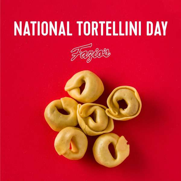 National Tortellini Day Wishes Awesome Picture