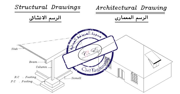 الرسم المعماري كتاب