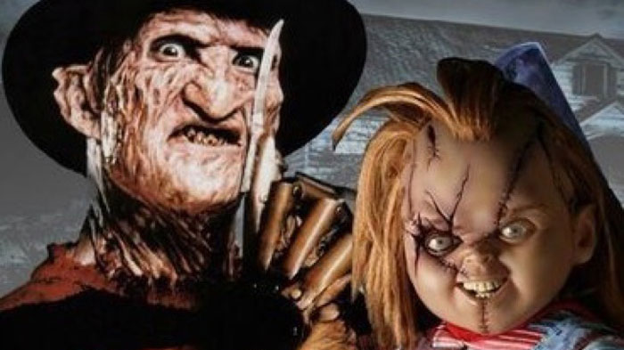 Chucky y Freddy Krueger