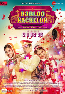 Babloo Bachelor First Look Poster 1