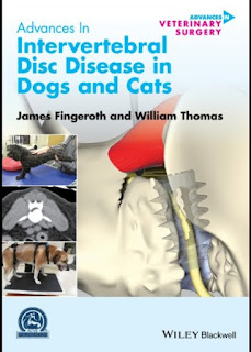 Advances in Intervertebral Disc Disease in Dogs and Cats 2nd Edition