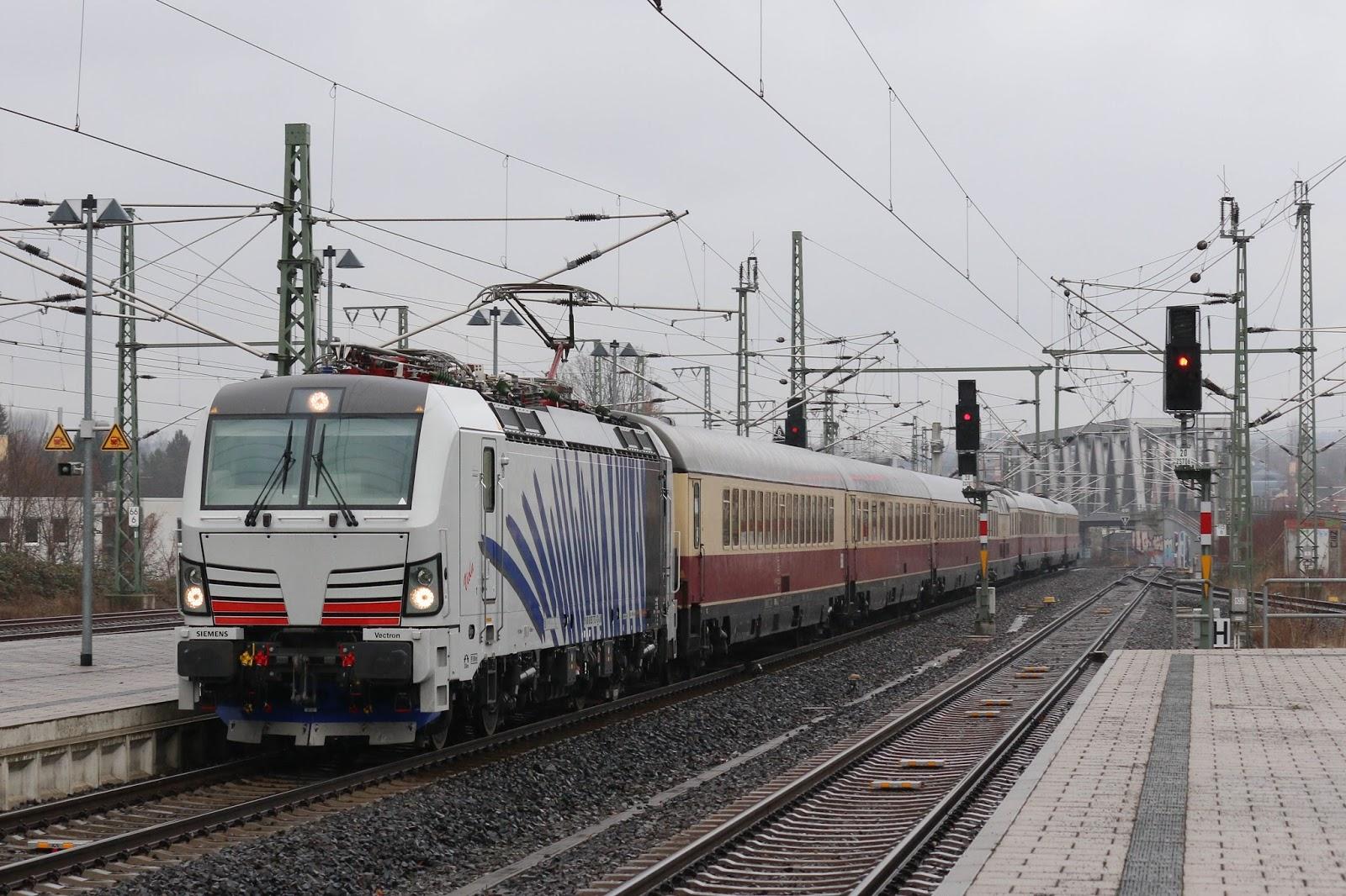 Aktivitäten im Bahnhof Kiel: 2018