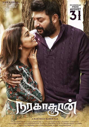 Naragasooran 2018 Hindi Dubbed Movie HDRip 480p UNCUT