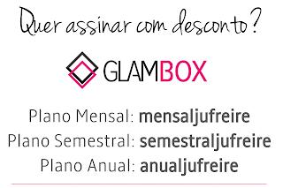 DESCONTO GLAMBOX