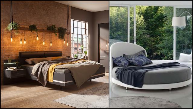 Latest Bed Designs For Modern Bedroom