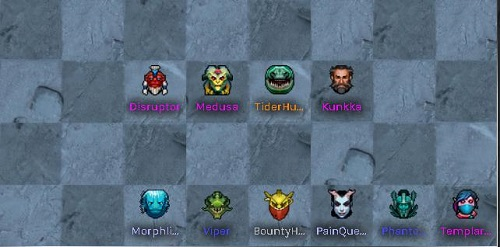 Giữa những phương pháp build team 6 Assassin về cuối ván