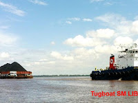 Warga Liukang Tangaya Temukan Kapal Tongkang Batubara Hanyut Tanpa Awak ABK