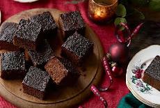 gingerbread خبز الزنجبيل النباتي اللذيذ