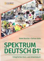 Spektrum Deutsch B1 ( pdf book  + Audio )