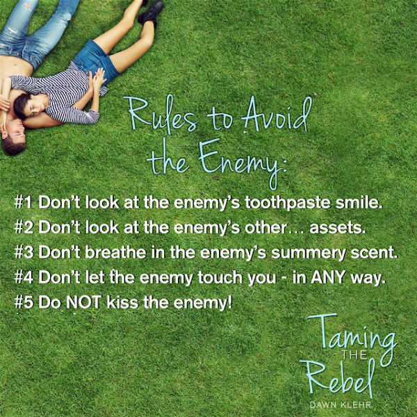 Tamin the rebel | Endless summer #2 | Dawn Klehr