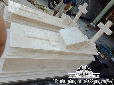 Kuburan Kristen Minimalis, Contoh Kuburan Kristen, Bentuk Kuburan Kristen