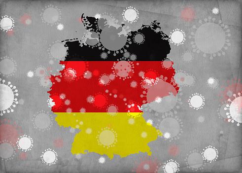 """Германия может включить режим """"легкой изоляции"""" в ноябре"""