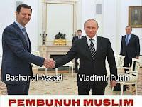 Inilah Pembunuh Muslim No.1 Di Suriah ! SEBARKAN agar Seluruh Umat Muslim Tau