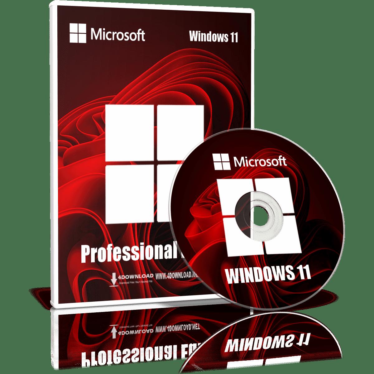 Windows 11 Pro 22000.120 TPM / Non TPM