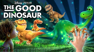 Wallpaper The Good Dinosaur