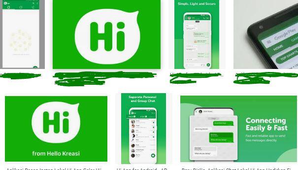 6 Fitur dan Cara Menggunakan Aplikasi Chat HI App