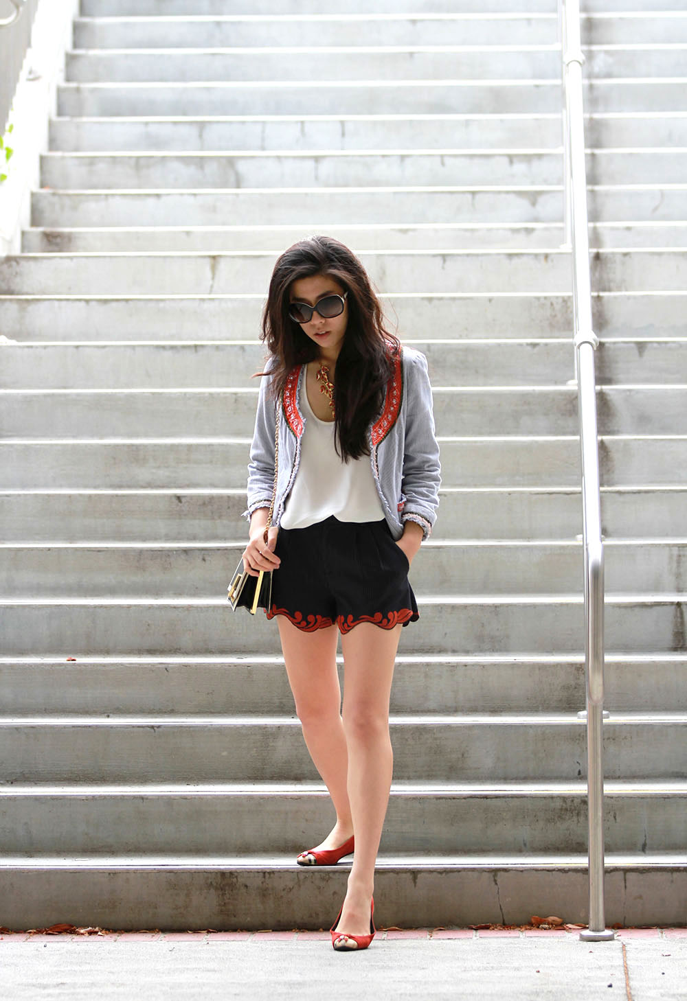 What to Wear to School_Classy and Sophisticated_Adrienne Nguyen_Invictus