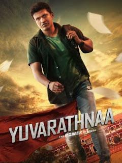 Yuvarathnaa 2021 Hindi Dubbed 720p WEBRip