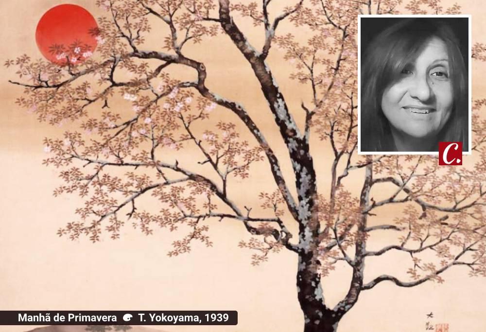 literatura cronica sonia zagheto japantown california pessegueiro cultura japonesa