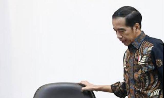 Presiden Jokowi Tak Jujur, Yang Benar Itu Pertumbuhan Ekonomi Tak Sesuai Target dan Anjlok
