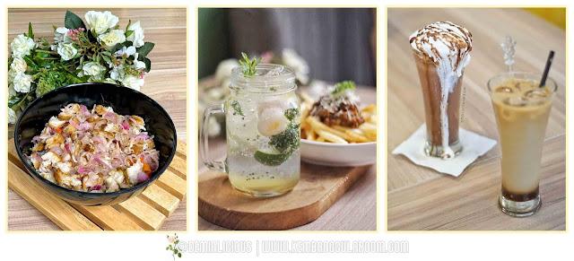Sprekken Cafe & Resto