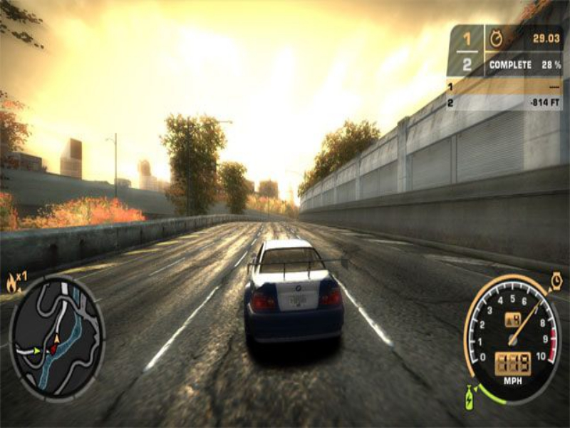 Need for Speed Most Wanted 2005 PC Game Free Download