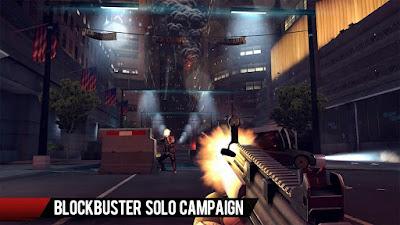 Tampilan Game Modern Combat 4 Zero Hour