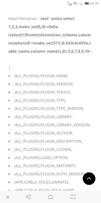 SQL Injection with DIOS (Dump In One Shot)