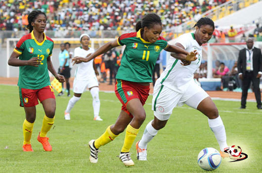 Nữ Canada vs Nữ Cameroon 2h00 ngày 11/6 www.nhandinhbongdaso.net