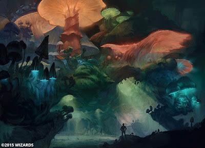 Frgotten Realms Underdark