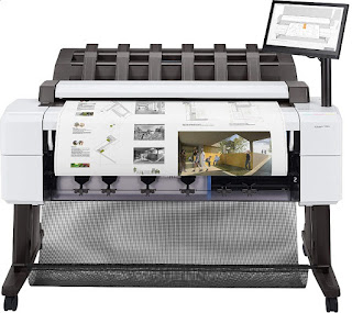 HP DesignJet T2600dr 36-in Driver Download, Review, Price