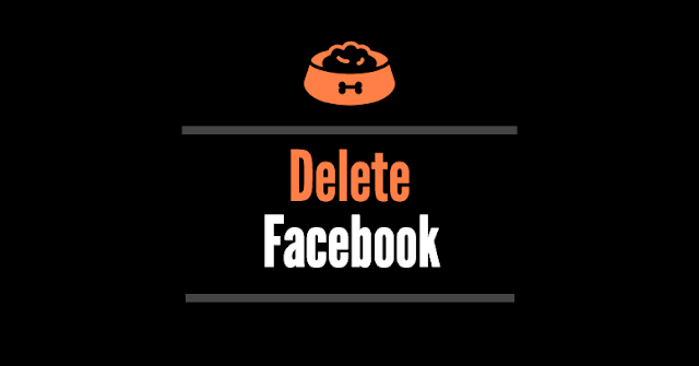 Delete My Faceɓook Account ~ Remove Your FB Profile Permanently