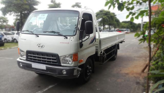 Xe tải hd72 3.5 tấn thùng lửng liên doanh