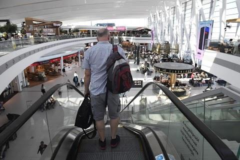 Nőtt a kezelt áru mennyisége a Liszt Ferenc-repülőtéren tavaly