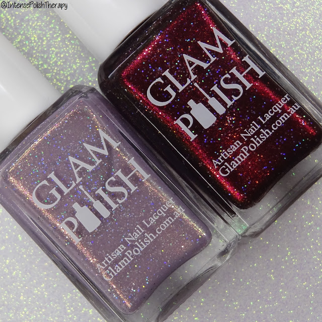 Glam Polish | Glam Geek Buffy & Angel Duo