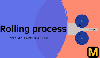 Rolling process - Definition, working, types, advantages & uses