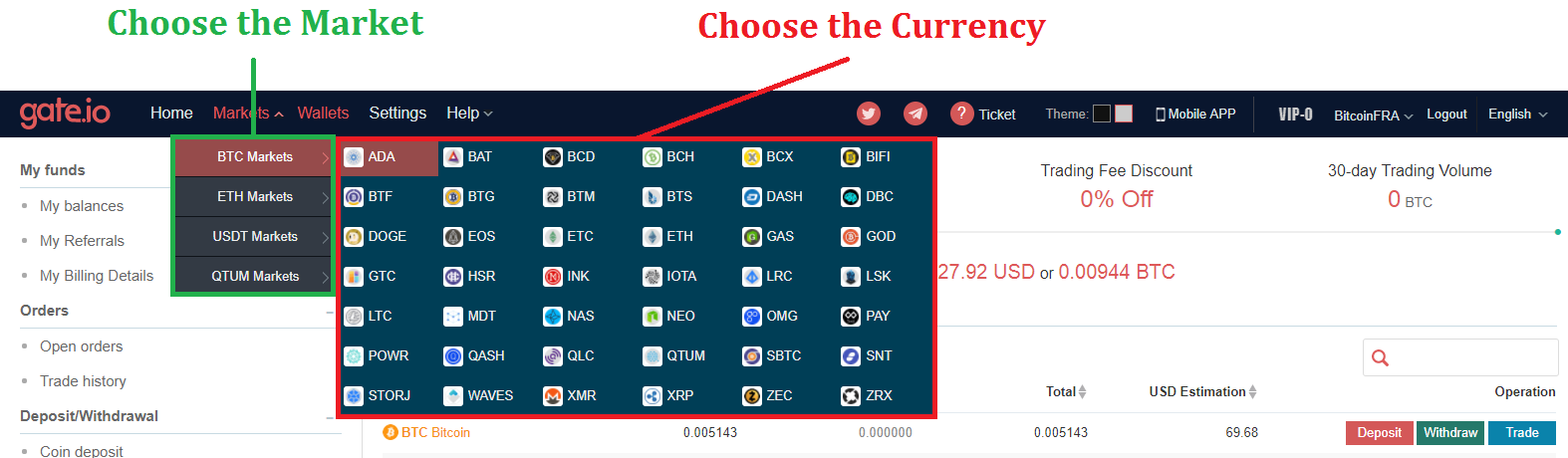 How to pick cryptocurrencies for trading