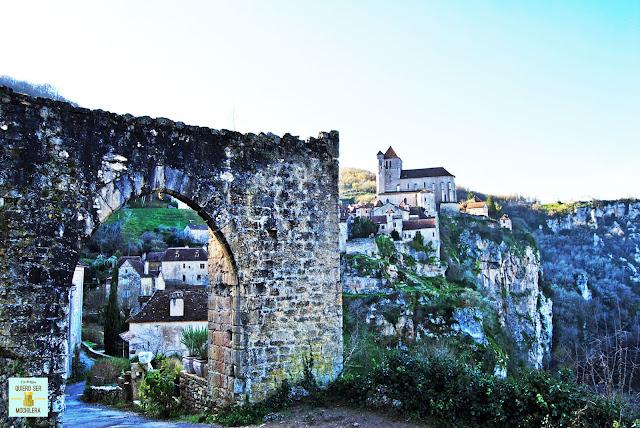 Saint-Cirq-Lapopie, Francia