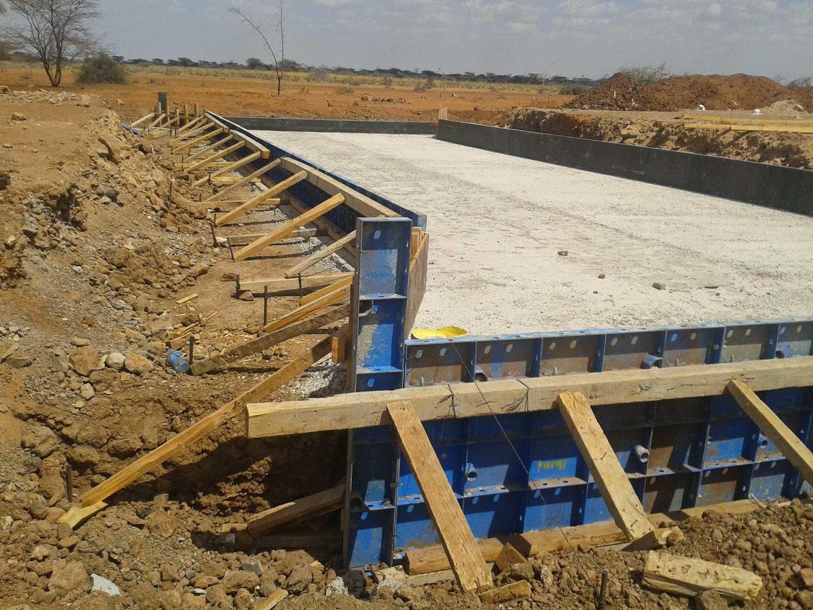 Kabage Construction Diary: Box culvert construction _Introduction