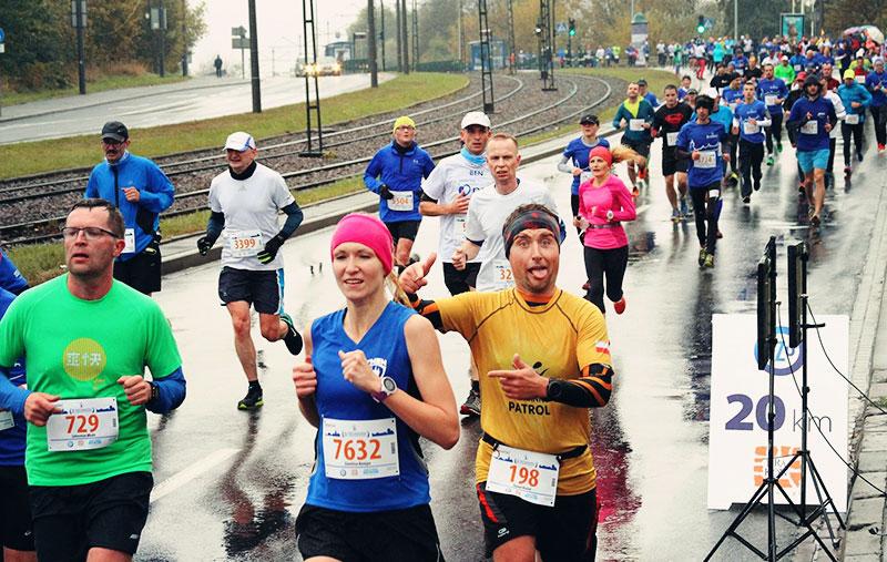 Cracovia Halfmaraton 2016