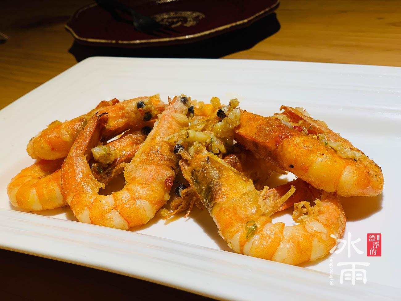 金色三麥大遠百店蝦子特餐