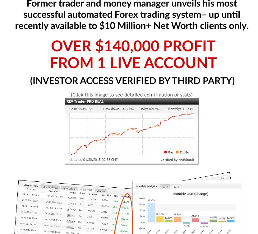 Forex trader pro online