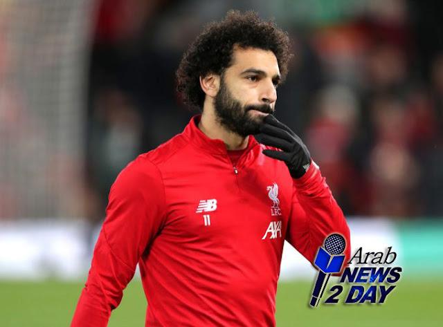 سوف يغضب صلاح بسبب تهميشه ArabNews2Day