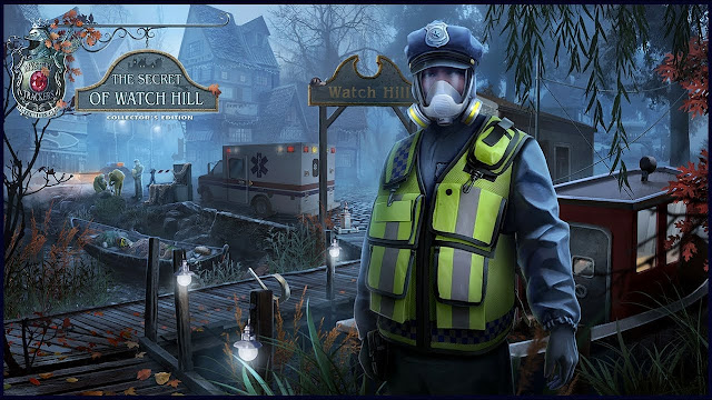 Mystery Trackers 17 The Secret of Watch Hill Collectors Edition walkthrough HD PC | Tips And Guide